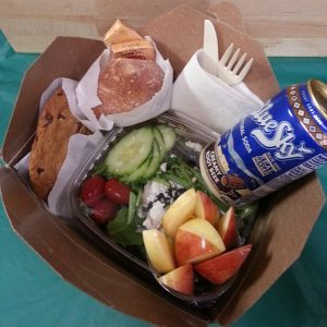 Salad Box Lunch
